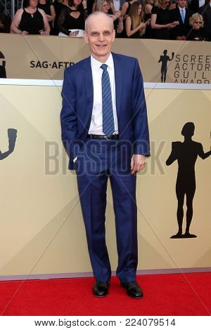 LOS ANGELES - JAN 21:  Zeljko Ivanek at the 24th Screen Actors Guild Awards - Press Room at Shrine Auditorium on January 21, 2018 in Los Angeles, CA