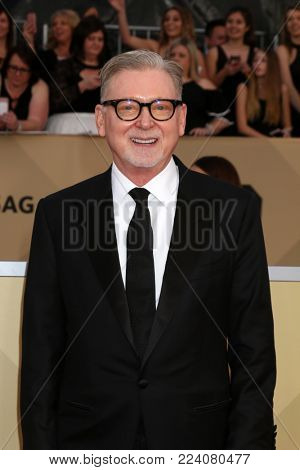 LOS ANGELES - JAN 21:  Warren Littlefield at the 24th Screen Actors Guild Awards - Press Room at Shrine Auditorium on January 21, 2018 in Los Angeles, CA