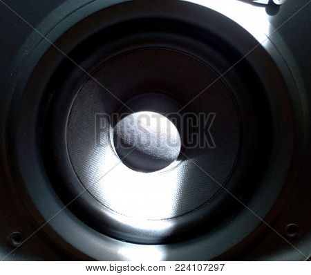 Low-frequency midbas speaker of high quality is a true high-end