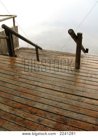 Deck On The Lake - 2
