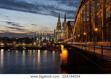 Holsten Gate, Luebeck, Germany