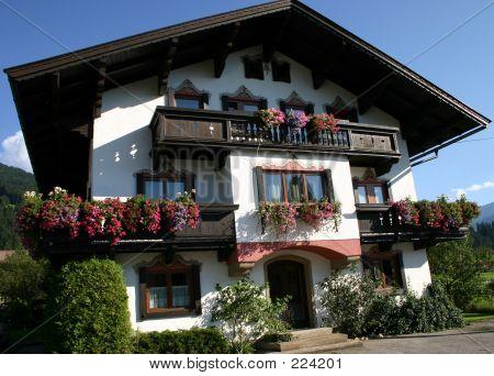 Pretty Austrian House