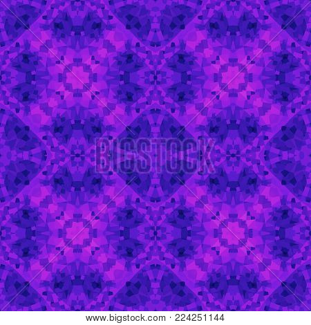 Vivid purple magenta abstract texture. Textile print seamless tile pattern. Detailed background illustration. Home decor fabric design sample. Tileable motif for cushions, tablecloths, bed covers