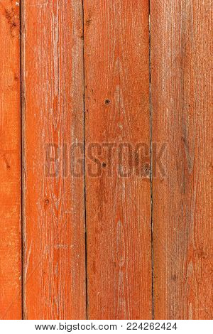 Old  wood rustic obsolete retro textured effect background, vertical.