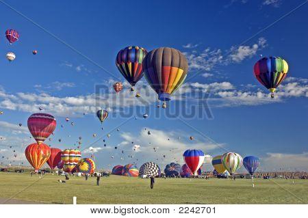 Albuquerque Ballon Fiesta