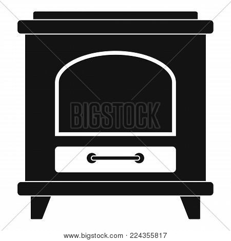 Ancient oven icon. Simple illustration of ancient oven vector icon for web
