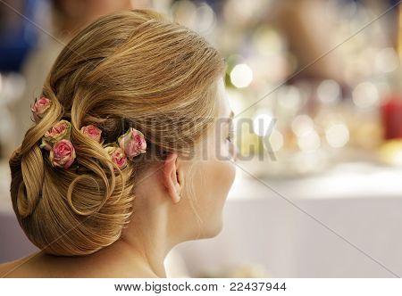 Wedding Hairdress