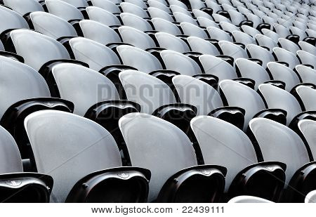 Seats On The Stadion