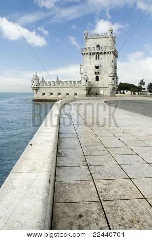 Tower of Belem - Lisbon - Portugal