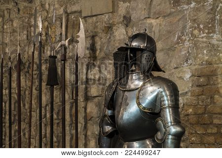 Reiter Armor. Reiters were the hired German cavalry (Germany, 17th century)