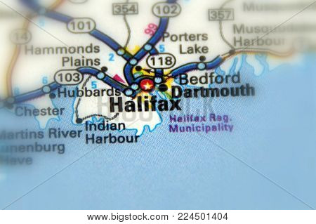 Halifax legally known as the Halifax Regional Municipality (HRM), is the capital of the province of Nova Scotia, Canada.