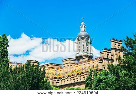 Chernivtsi National University - Yuriy Fedkovych Chernivtsi National University is the leading Ukrainian institution. Yuriy Fedkovych Chernivtsi National University. Chernovtsi, Europe. June 28.2015  Chernivtsi. Ukrainian