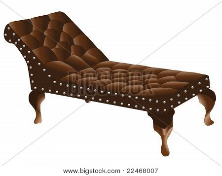 psychologist's couch
