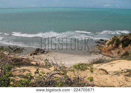Little Beach Near Jericoacoara - Ceara - Brazil