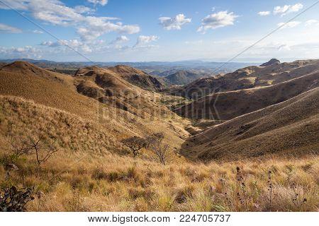 Valley Views In Guanacaste, Costa Rica