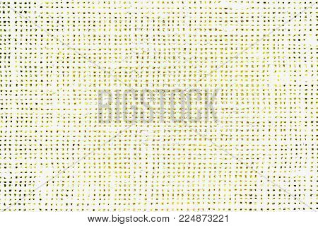illustration of abstract speckled texture of fabric or textile material of light color for a background or for desktop wallpaper