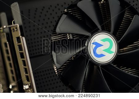 Decred Cryptocurrency Mining Using Graphic Cards GPU