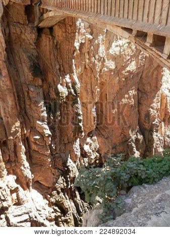 Caminito Del Rey Rockscape