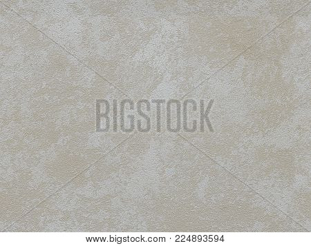 Seamless sand color white venetian plaster background stone texture. Traditional venetian plaster stone texture grain pattern drawing. Classic stucco plaster stone texture. Sand traditional Venetian plaster wall stone texture