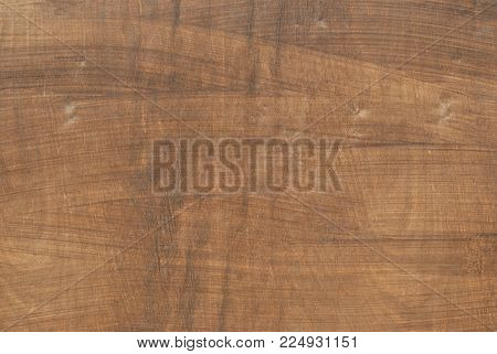Brown plywood lacquered, natural and shabby wood