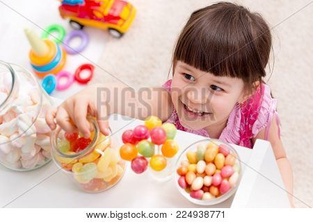 Little Girl Wants Too Much Forbidden Candy