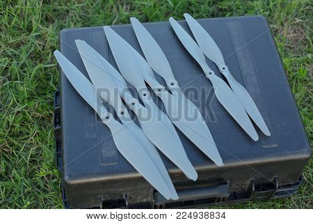 Spare Drone propellers for multirotor fpv rc aircraft