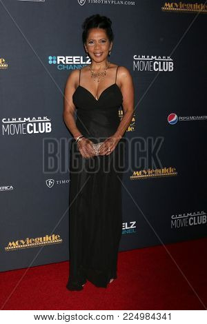 LOS ANGELES - FEB 2:  Penny Johnson Jerald at the 26th MovieGuide Awards at the Universal Hilton Hotel on February 2, 2018 in Universal City, CA