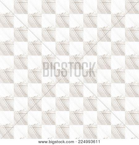 Grunge Seamless Brown Texture Broken Fractal Patterns