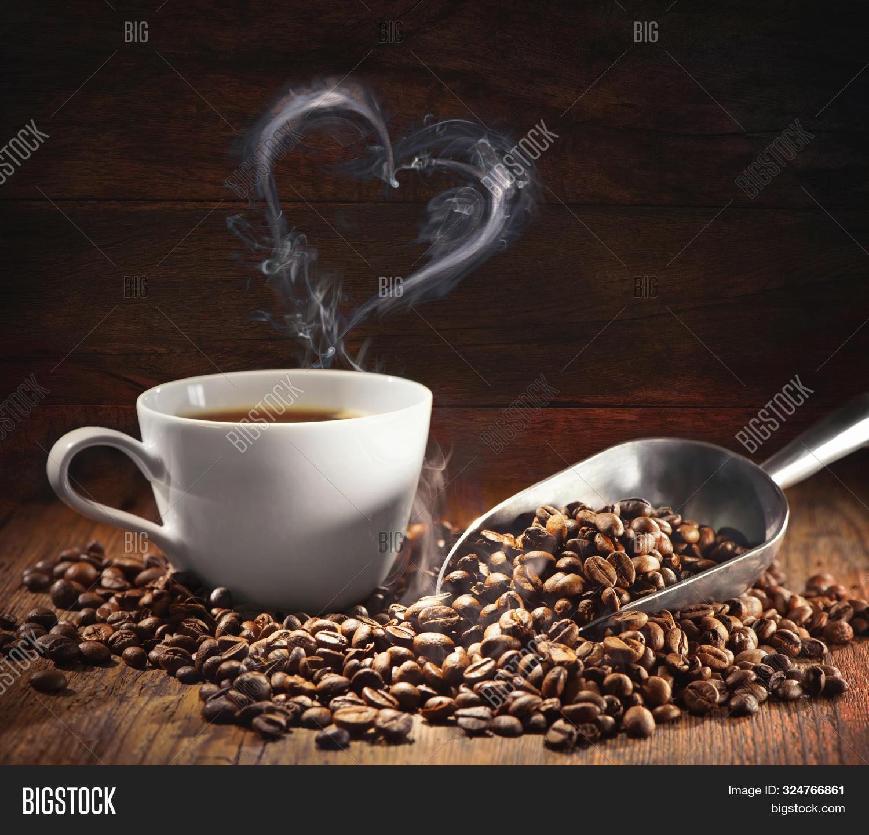 Coffee Cup Coffee Image Photo Free Trial Bigstock