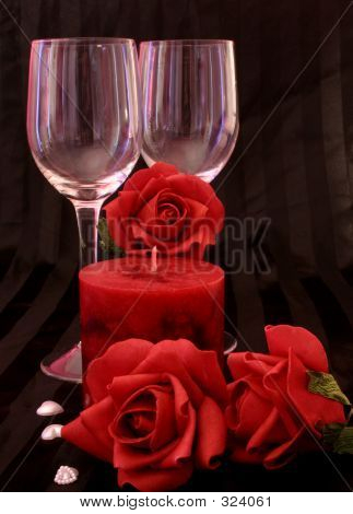 Wine And Roses