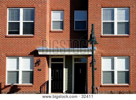 Red Brick Apartments