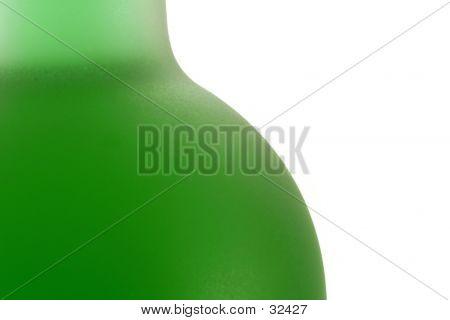 Absinth Bottle Design