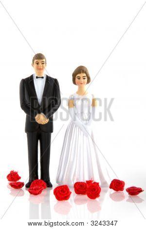 Wedding White Couple