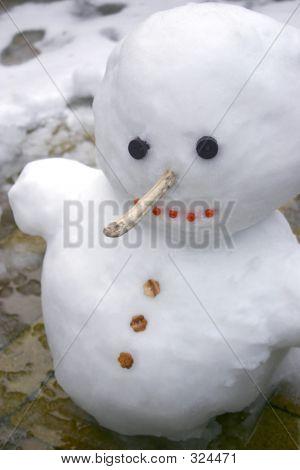 Snowy The Snowman 2