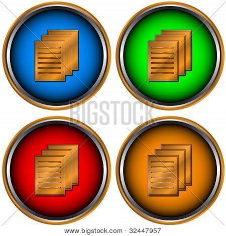 Four Web Icons