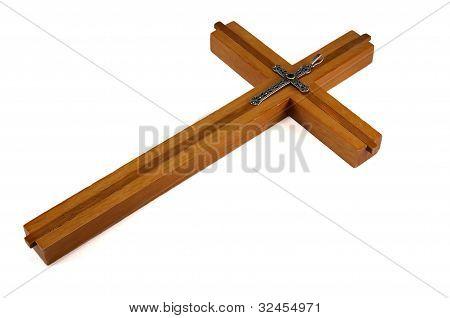 Wood Cross.