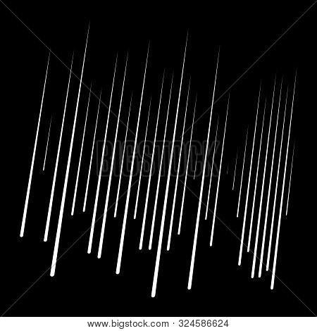 Dynamic Vertical Parallel Lines, Stripes Pattern. Straight Streaks, Strips Design. Linear, Lineal Pa