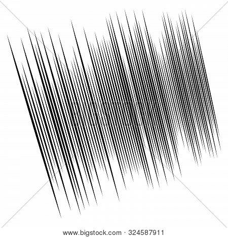 Dynamic Vertical Parallel Lines, Stripes Pattern. Straight Streaks, Strips Element. Linear, Lineal P