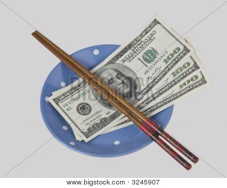 Plate Dollar