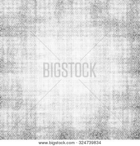 Black Halftone Worn Background.vector Modern Background For Posters, Brochures, Sites, Web, Cards, I