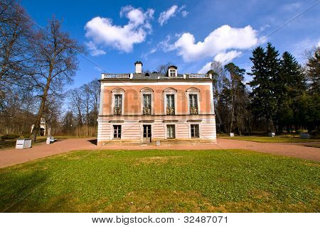 Ancient Country House