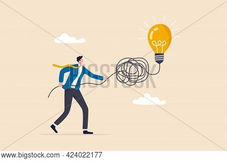 Simplify Complex Business Idea, Untangle Or Solve Business Problem, Solution For Messy Chaos Situati