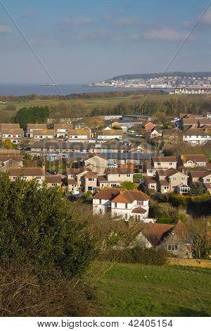 View of Weston-super-Mare