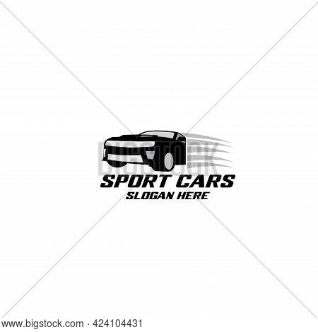 Sport Cars Design Logo Transportation. Sport Cars Logo Automotive