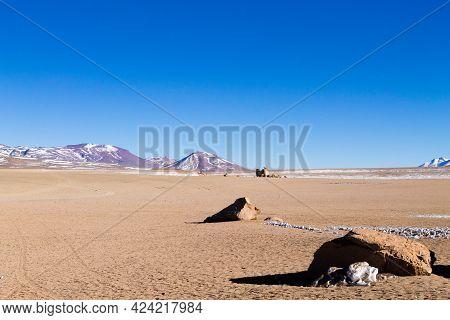 Bolivian Mountains Landscape,bolivia