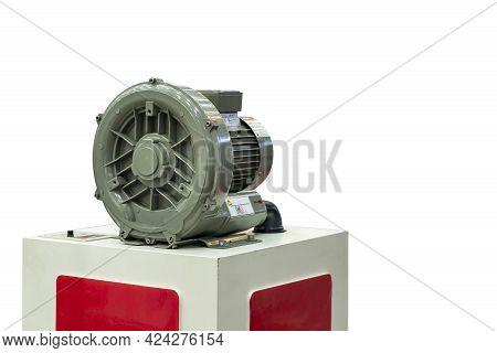 High Pressure Of Industrial Semi Automatic Centrifugal Vortex Air Pump Blower Or Vacuum Pump With El