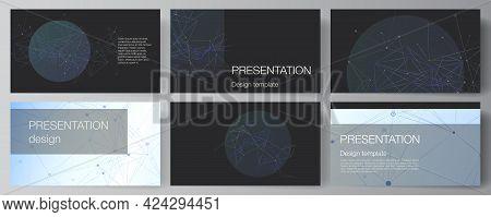 Vector Layout Of Presentation Slides Design Business Templates, Multipurpose Template For Presentati