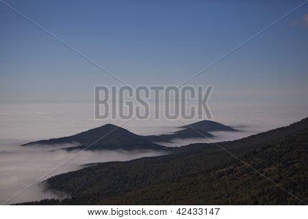 Mt Mitchell Summit