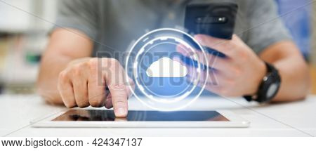 Modern Technology Cloud Computing, Cloud Computing Concept