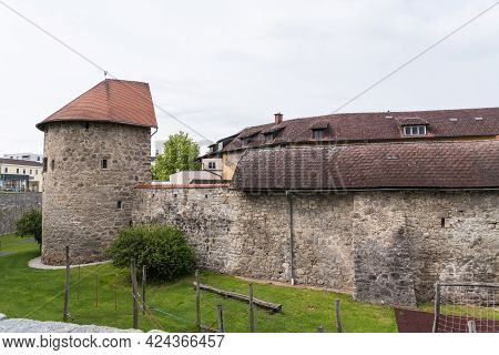 Medieval City Fortifications - Freistadt, Austria